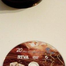 Cine: BAL-8 SOLO DVD SIN CARATULA LOS Nº 1 DEL CARNAVAL DE CADIZ VOLUMEN 3 . Lote 88899848