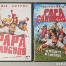 Cine: DVD PACK PAPA CANGURO 1 Y 2. Lote 89301712