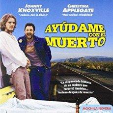 Cine: AYUDAME CON EL MUERTO. Lote 89484516