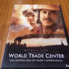 Cine: WORLD TRADE CENTER USA 124 MIN . Lote 89569848