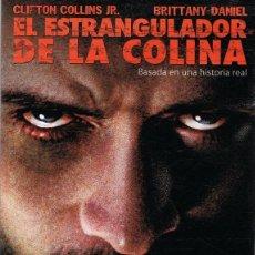 Cine: DVD EL ESTRANGULADOR DE LA COLINA . Lote 89656700