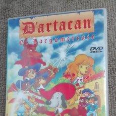 Cine: DVD DARTACAN EL LARGOMETRAJE. Lote 89715820