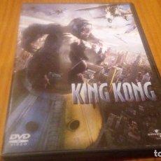 Cine: KING KONG USA 180 MIN 2005. Lote 89784868