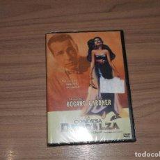 Cine: LA CONDESA DESCALZA DVD HUMPHREY BOGART AVA GARDNER NUEVA PRECINTADA. Lote 157018454