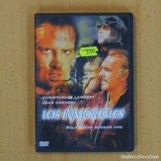 Cine: LOS INMORTALES - DVD. Lote 89844015
