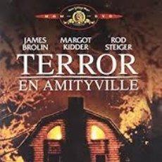 Cine: TERROR EN AMITYVILLE. Lote 89852564