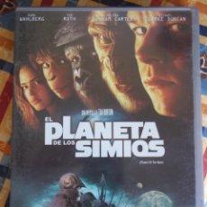 Cine: EL PLANETA DE LA SIMIOS. Lote 89928592