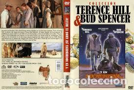 ... Y EN NOCHEBUENA SE ARMO EL BELEN COLECCIÓN BUD SPENCER Y TERENCE HILL (Cine - Películas - DVD)