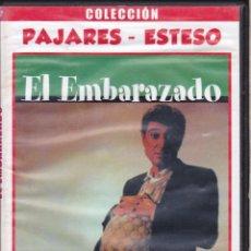 Cine: EL EMBARAZADO -COLECCION PAJARES-ESTESO- (CAJA FINA DE PLASTICO). Lote 90116312