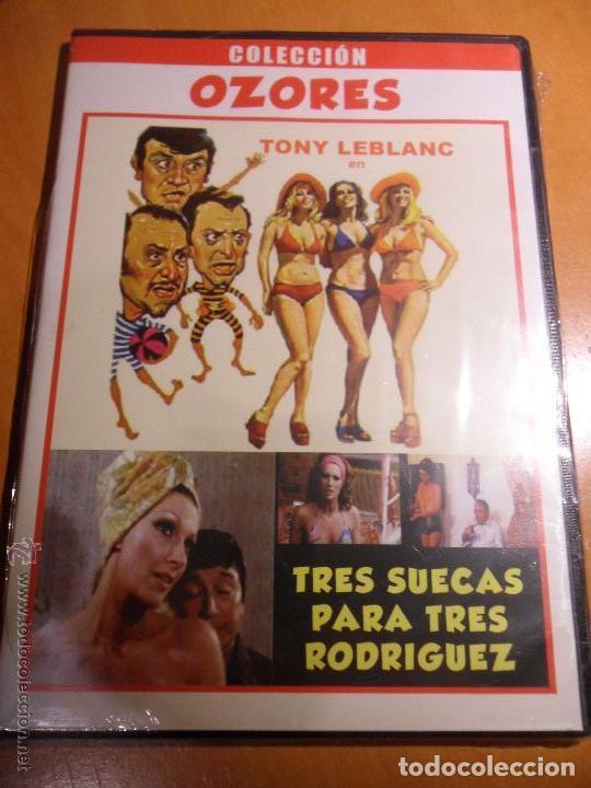TRES SUECAS PARA TRES RODRIGUEZ -COLECCION OZORES- (CAJA FINA DE PLASTICO) (Cine - Películas - DVD)