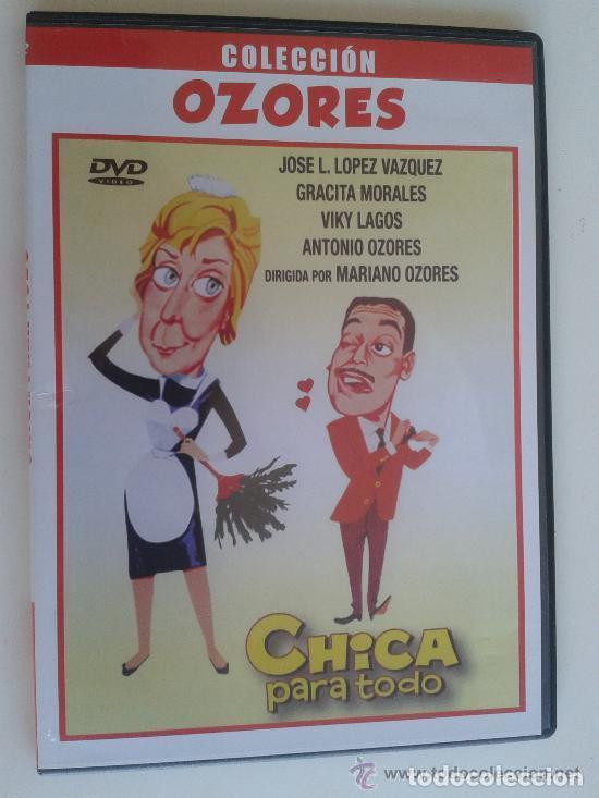 CHICA PARA TODO -COLECCION OZORES- (CAJA FINA DE PLASTICO) (Cine - Películas - DVD)