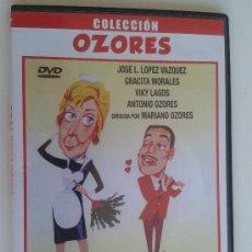 Cine: CHICA PARA TODO -COLECCION OZORES- (CAJA FINA DE PLASTICO). Lote 90116924