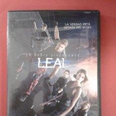 Cine: LA SERIE DIVERGENTE: LEAL. Lote 90127108