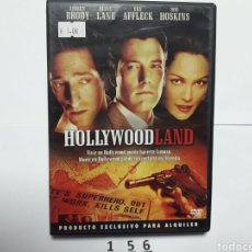 Cine: HOLLYWOOD LAND DVD . Lote 90133370