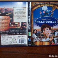Cine: RATATOUILLE - DISNEY - PIXAR - DVD . Lote 90175000