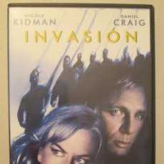 Cine: DVD INVASION. Lote 90362004