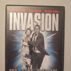 Cine: DVD INVASION 1956 EN INGLES. Lote 90362268