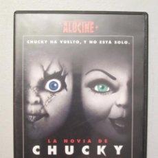 Cine: DVD LA NOVIA DE CHUCKY. Lote 90364912
