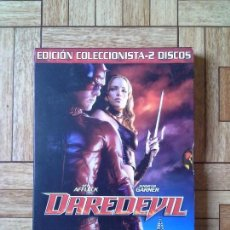 Cine: DAREDEVIL - EDICIÓN COLECCIONISTA - 2 DVDS. Lote 90385708