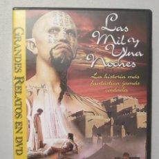 Cine: DVD GRANDES RELATOS LAS MIL Y UNA NOCHES. Lote 90578675