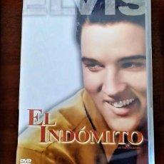 Cine: ELVIS PRESLEY . EL INDOMITO . WILD IN THE COUNTRY DVD VIDEO. Lote 90674410