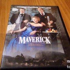 Cine: MAVERICK 121 MIN 1994 USA. Lote 90914405