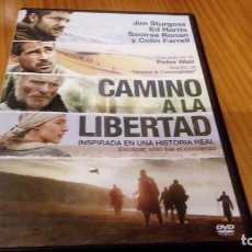 Cine: CAMINO A LA LIBERTAD 2010 USA 135 MIN. Lote 91008525