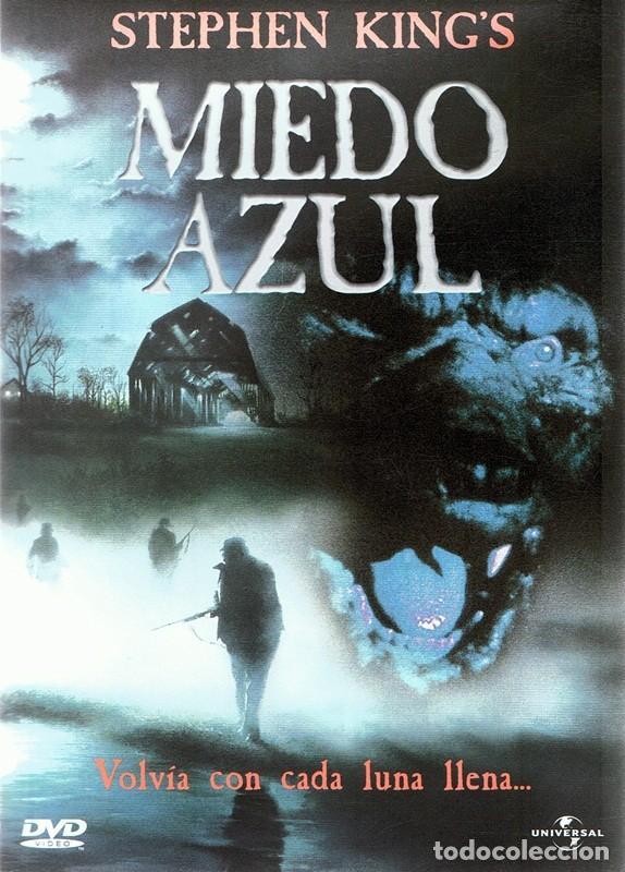 DVD MIEDO AZUL STEPHEN KING´S (Cine - Películas - DVD)