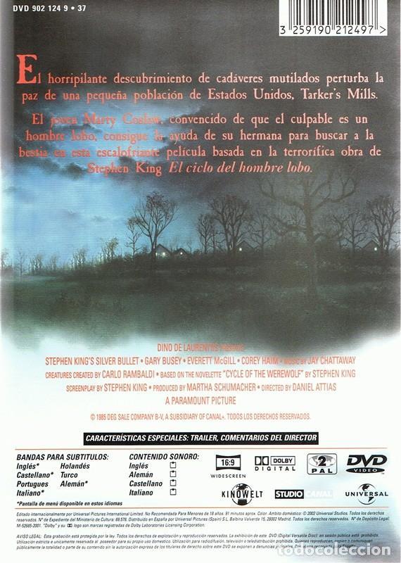 Cine: DVD MIEDO AZUL STEPHEN KING´S - Foto 2 - 91090335