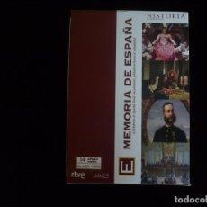 Cine: MEMORIA DE ESPAÑA, COLECCION COMPLETA EN 14 DVD'S COMO NUEVOS MAS 22H. + EXTRAS. Lote 194552633
