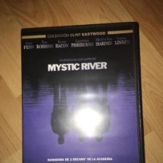 Cine: MYSTIC RIVER DVD CLINT EASTWOOD , SEAN PENN , KEVIN BACON , TIM ROBBINS. Lote 91297765