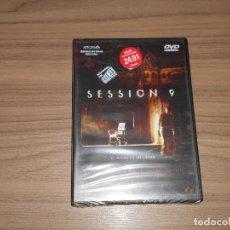 Cine: SESSION 9 DVD DAVID CARUSO TERROR NUEVA PRECINTADA. Lote 207201207