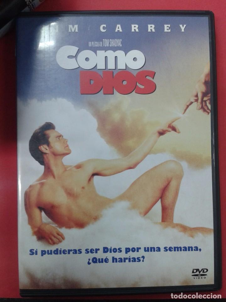 COMO DIOS (JIM CARREY) (Cine - Películas - DVD)