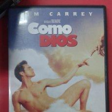 Cine: COMO DIOS (JIM CARREY). Lote 91396710