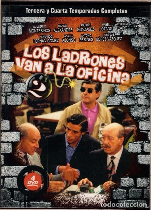 Los ladrones van a la Oficina (1993-1996)