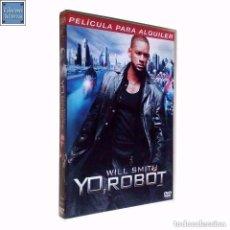 Cine: YO, ROBOT / TWENTY CENTURY FOX / PELÍCULA DVD 2004. Lote 91445245