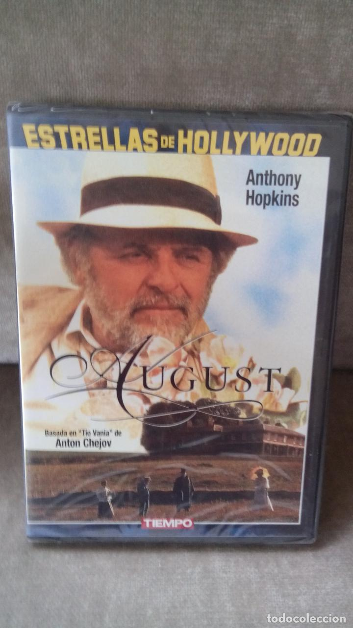 AUGUST, DE ANTHONY HOPKINS - BASADA EN TÍO VANIA DE ANTON CHEJOV - PRECINTADA (Cine - Películas - DVD)
