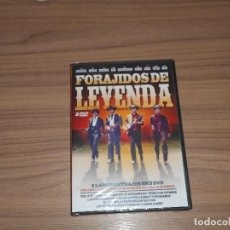 Cine: COLECCION FORAJIDOS DE LEYENDA DVD 682 MIN. KIRK DOUGLAS BURT LANCASTER NUEVA PRECINTADA. Lote 108699068