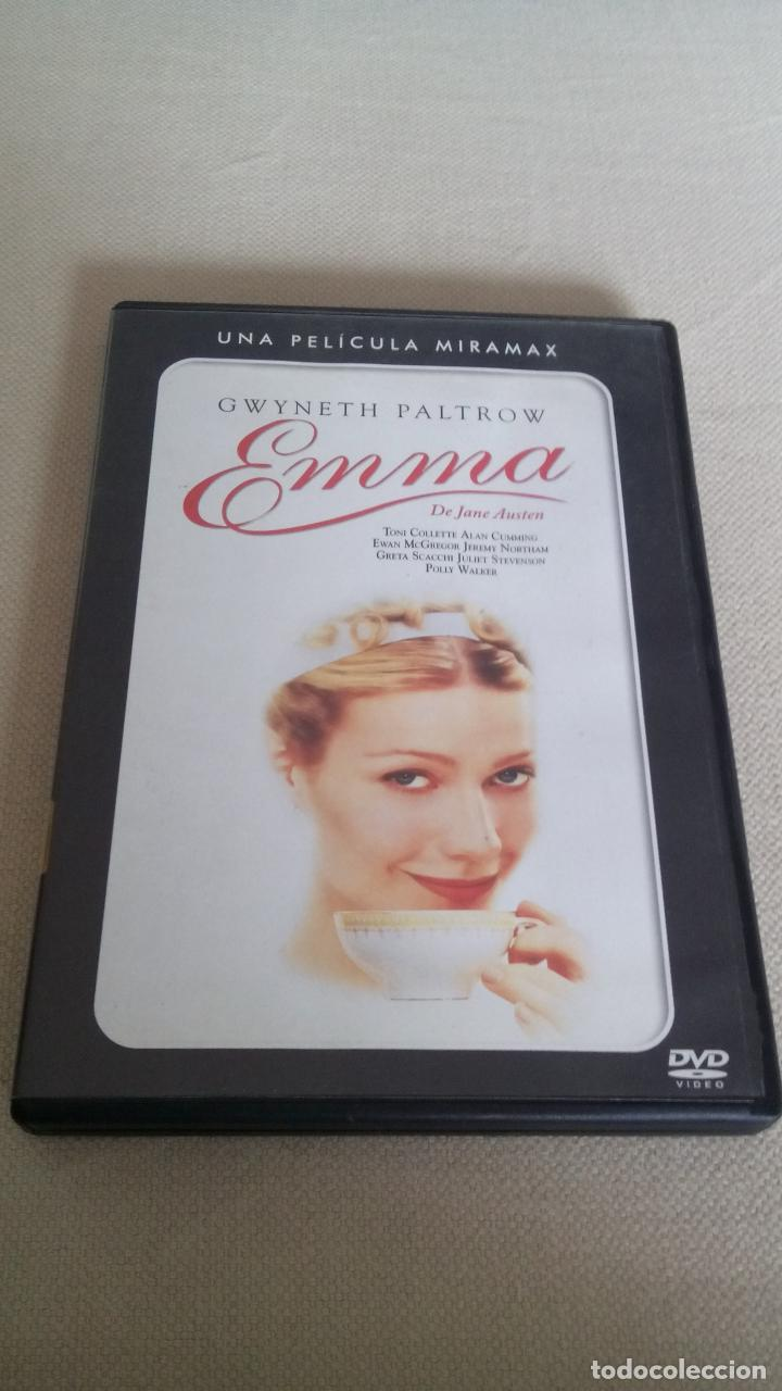 EMMA DE JANE AUSTEN, DE DOUGLAS MCGRATH,CON GWYNETH PALTROW, TONI COLLETTE, ALLAN CUMMING (Cine - Películas - DVD)
