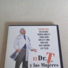 Cine: EL DR. T Y LAS MUJERES, DE ROBERT ALTMAN, CON RICHARD GERE, HELEN HUNT, FARRAH FAWCETT, LAURA DERN. Lote 91603345