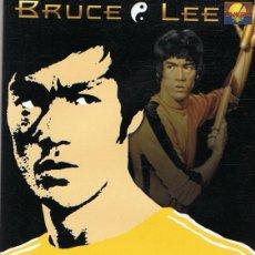 Cine: DVD EL INVENCIBLE BRUCE LEE. Lote 91717490