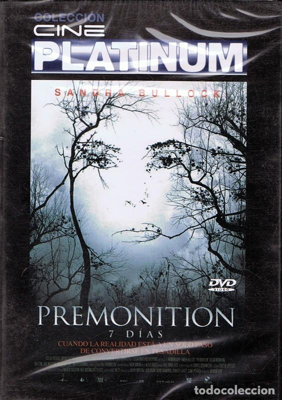 Dvd Premonition Sandra Bullock Precintado Cine Peliculas Dvd