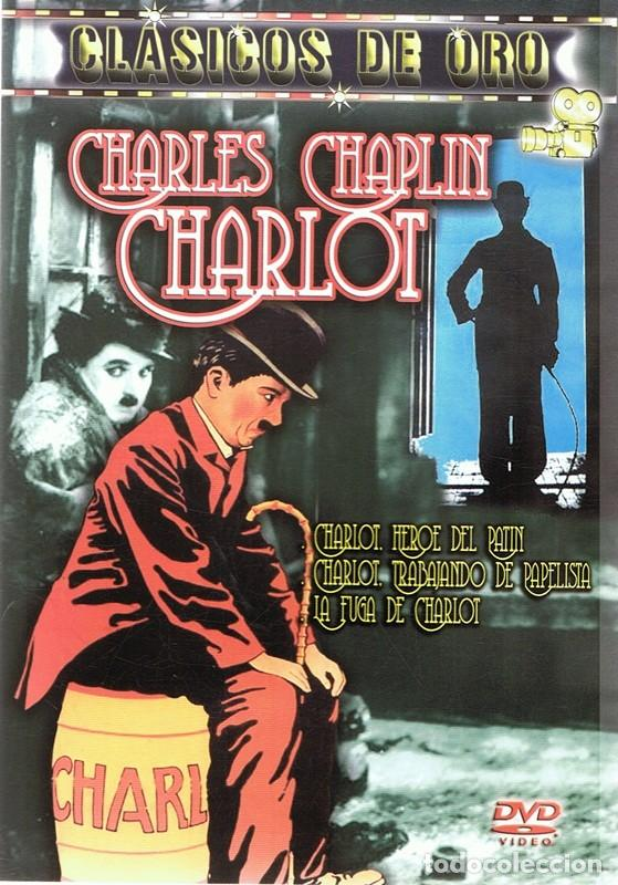DVD CHARLES CHAPLIN CHARLOT (Cine - Películas - DVD)