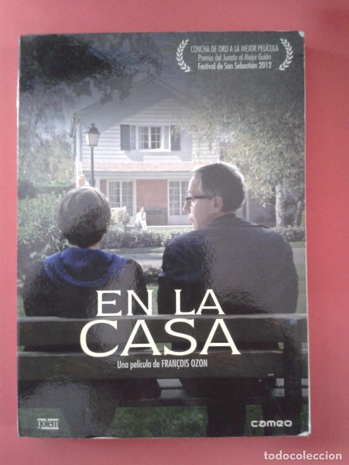 EN LA CASA. FRANCOIS OZON (Cine - Películas - DVD)