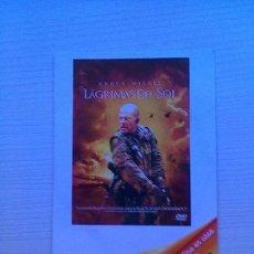 Cine: DVD LÁGRIMAS DEL SOL. Lote 91628820