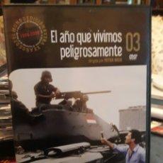 Cine: EL AÑO QUE VIVIMOS PELIGROSAMENTE. DVD.. Lote 92057705