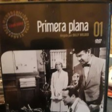 Cine: PRIMERA PLANA. BILLY WILDER. DVD. Lote 92057878