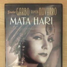 Cine: MATA HARI.DVD. Lote 92255763