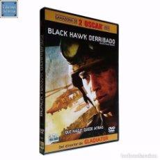 Cine: BLACK HAWK DERRIBADO / COLUMBIA TRISTAR / PELÍCULA DVD 2001. Lote 92342040