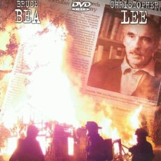 Cine: DVD MURDER STORY CHRISTOPHER LEE. Lote 92359445